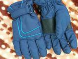Перчатки зимние новые, бу